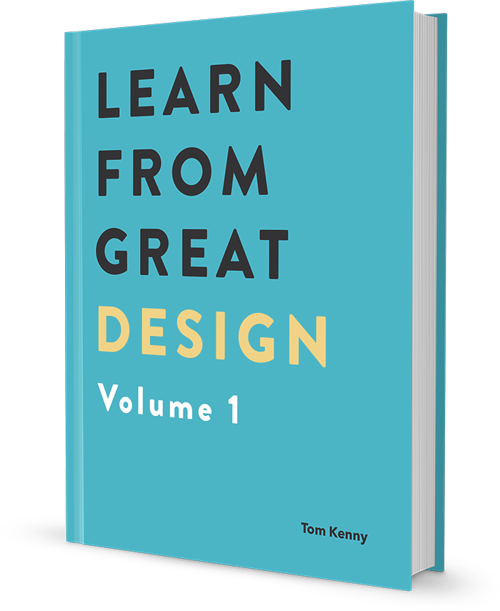 Learn from Great Design Volume 1